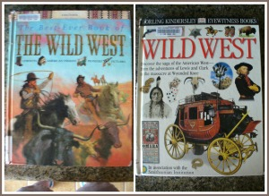 Wild West books