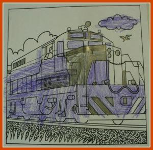 A train 2