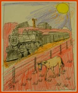A train 7