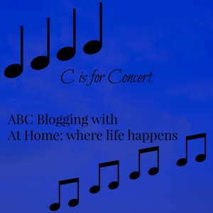 C is for Concert