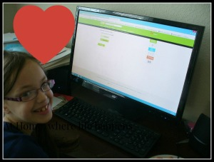 happy with IXL