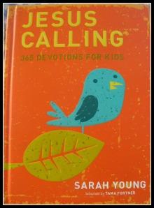 Jesus Calling book