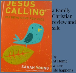 Jesus Calling title