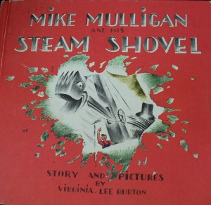 Mike Mulligan book