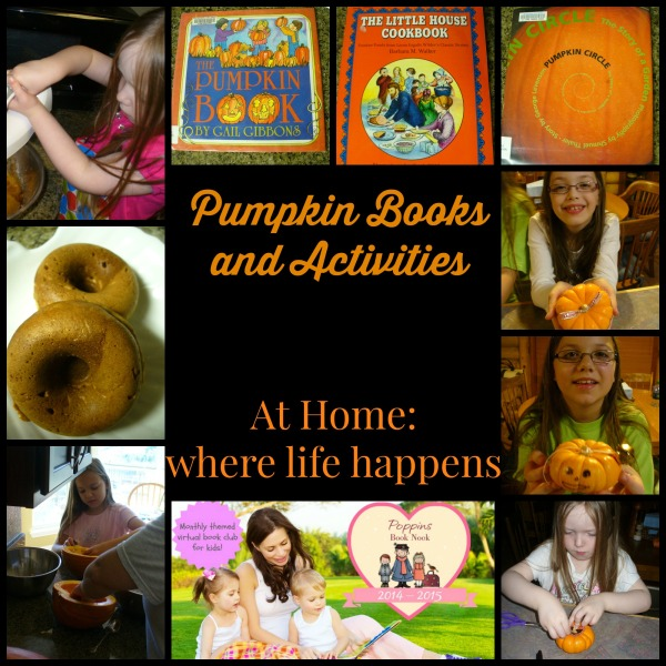 pumpkin books and activities
