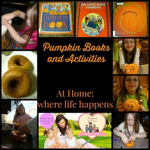 pumpkin books and activities