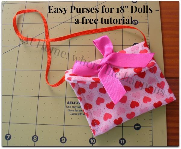 purses free tutorial