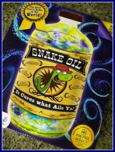 Snake Oil box