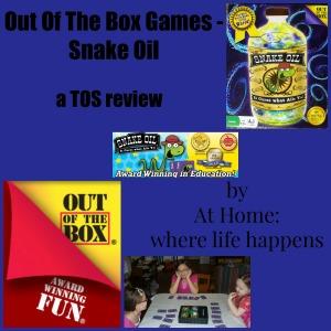 Snake Oil Title