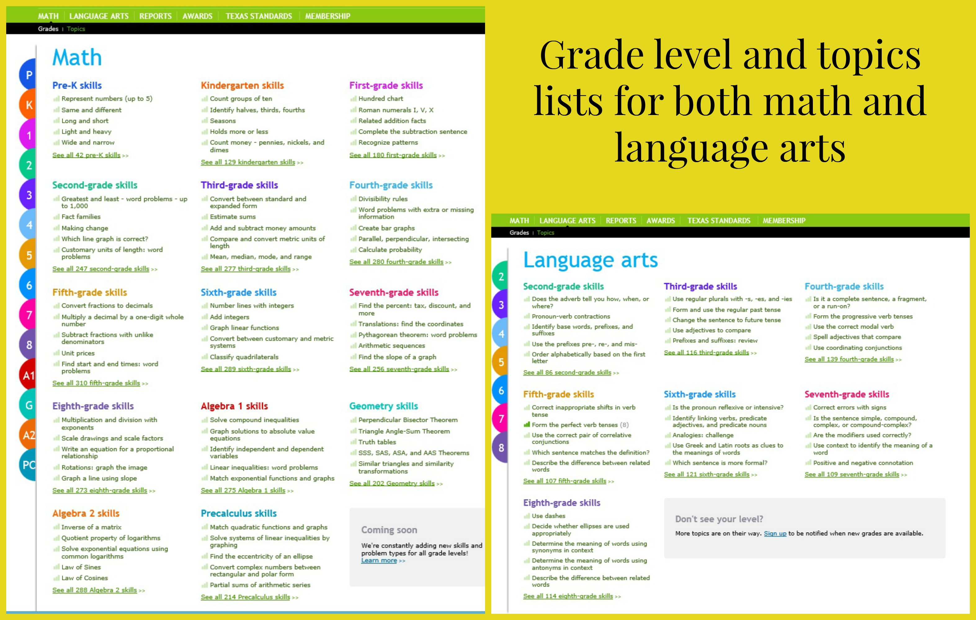 A Review IXL – Ixl Math Worksheets