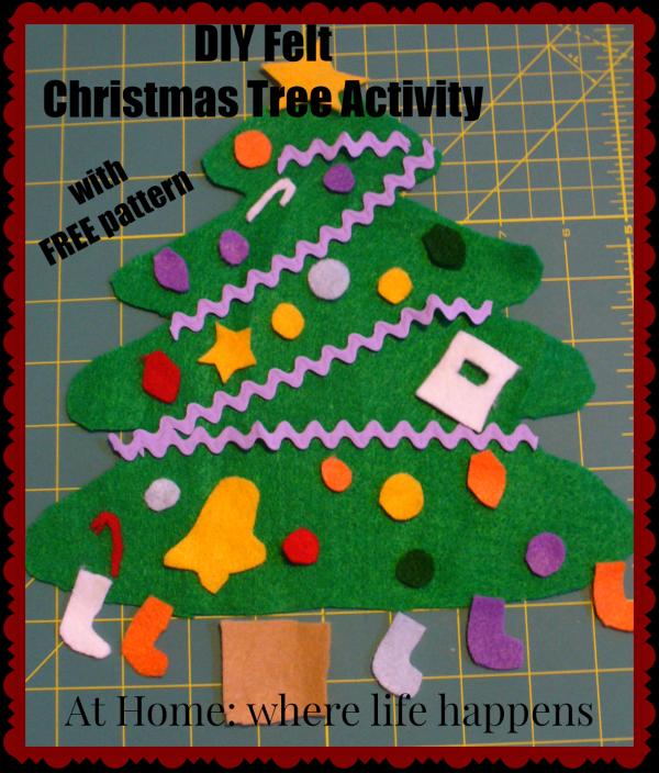 Christmas Cub tree 3