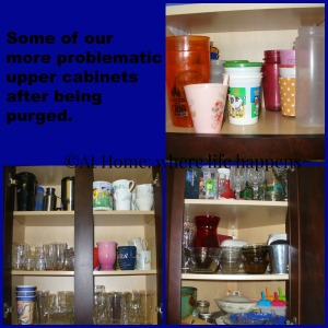 Clean - cabinets
