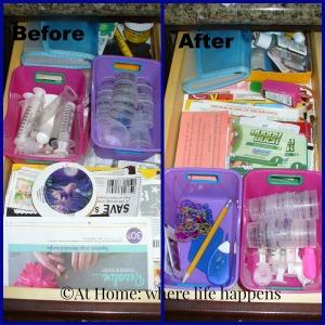 Clean  - drawer 1