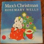 Max Christmas book