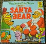 Santa Bear book