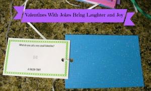 Making valentines 3