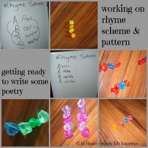 poetry & pattern