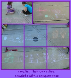 creating chalk cities