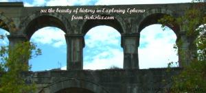 aqueduct Exploring Ephesus