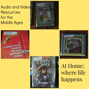 audio and video resources