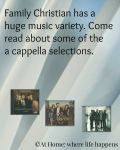 Family Christian a cappella music