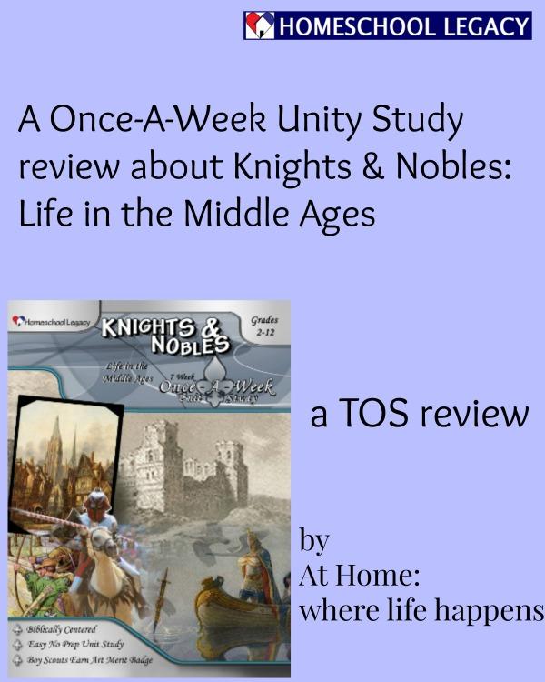 Knights & Nobles Homeschool Legacy