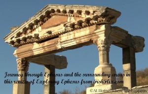 ruins Exploring Ephesus