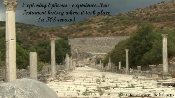 theatre Exploring Ephesus 2