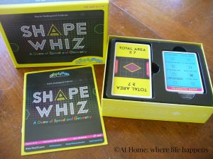 Shape Whiz box