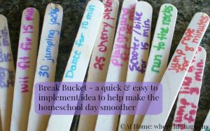 Break Bucket 3