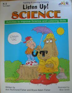 Listen Up! Science