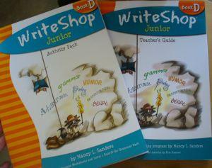 Write Shop Junior D