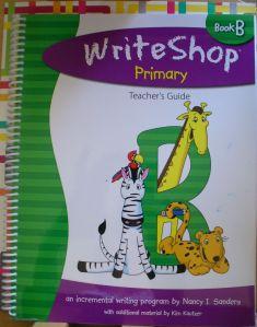 Write Shop Primary B