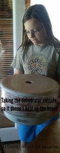 dehydrator