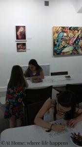Matisse coloring