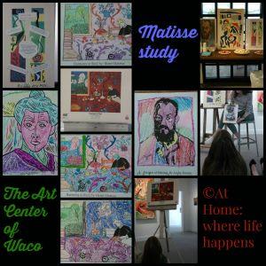 Matisse Study