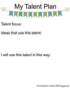 Talent Plan