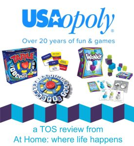 USAopoly games