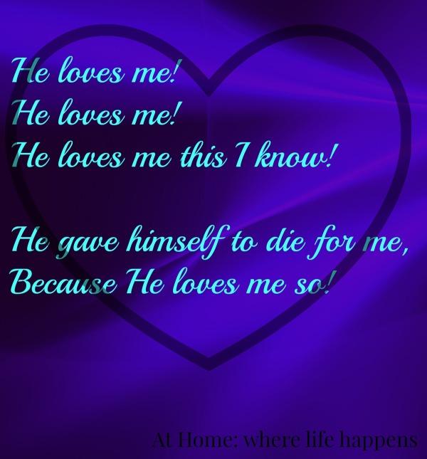 He Loves Me