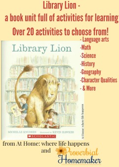 Library Lion unit
