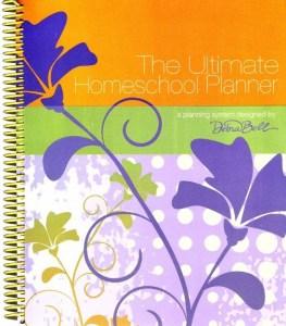 orange cover planner