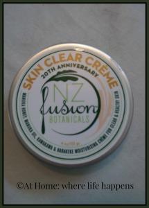skin clear creme