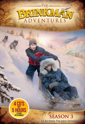 Brinkman Adventures Season 3