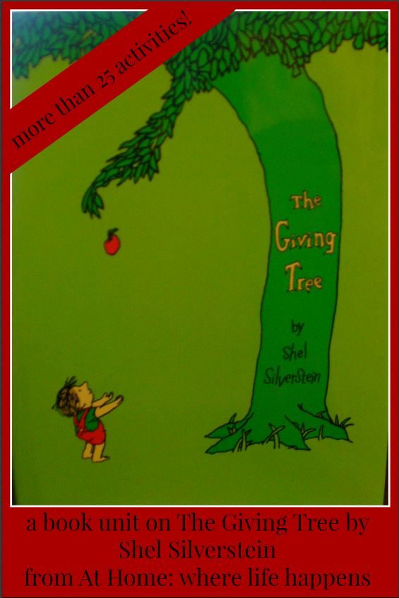 Giving Tree title
