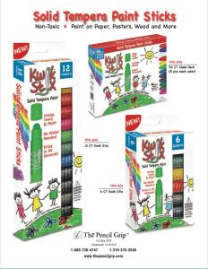 Kwik Stix options