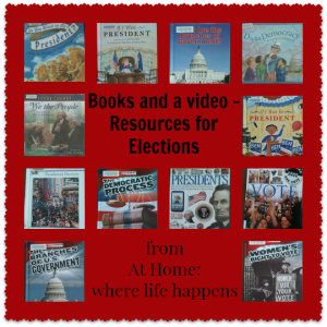 Books and a video for elections