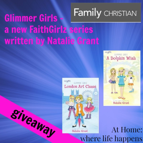Glimmer Girls giveaway cover