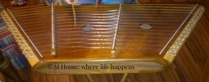 hammered dulcimer played