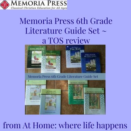 Memoria Press Guides