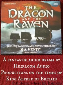 The Dragon and The Raven cover